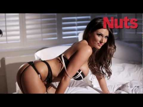 Lucy Pinder, Nuts Magazine  Oct. 25,2011 (part 2)