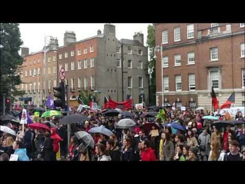 Abortion Rights Campaign March 2016