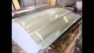 Как самому отремонтировать изделие из стеклопластика(Обсудить этот ролик можно на специализированном форуме по стеклопластику http://www.3d-plastic.ru/forum/thread58.html., 2014-10-29T16:59:30.000Z)