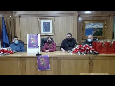 Los hosteleros de Xinzo presentan su campaña solidaria de recogida de juguetes