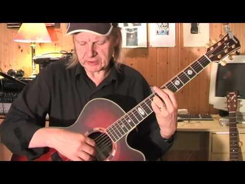 Silbermond Irgendwas Gitarrenlektion PT 1 von Siggi Mertens