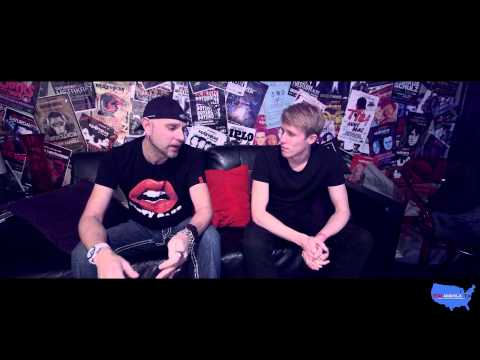Jay Hardway Interview with rencarn8 from EDM America TV - 2.1.14