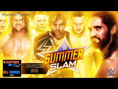 2016:WWE Summerslam Theme Song - Big...