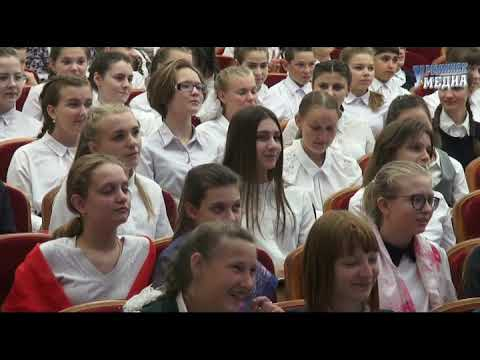Пасхальный хоровой собор в Урюпинске