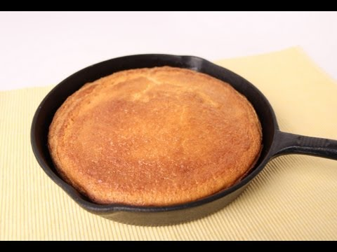Corn Bread Recipe - Laura Vitale - Laura in the Kitchen Episode 480