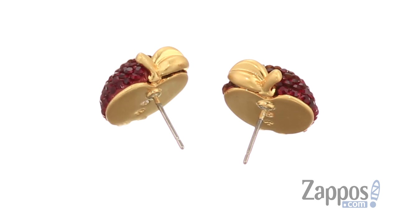 Apple Studs Earrings SKU: 9170249