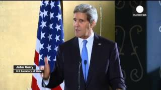 US: Kerry visits Egypt on eve of Mursi trial Thumbnail