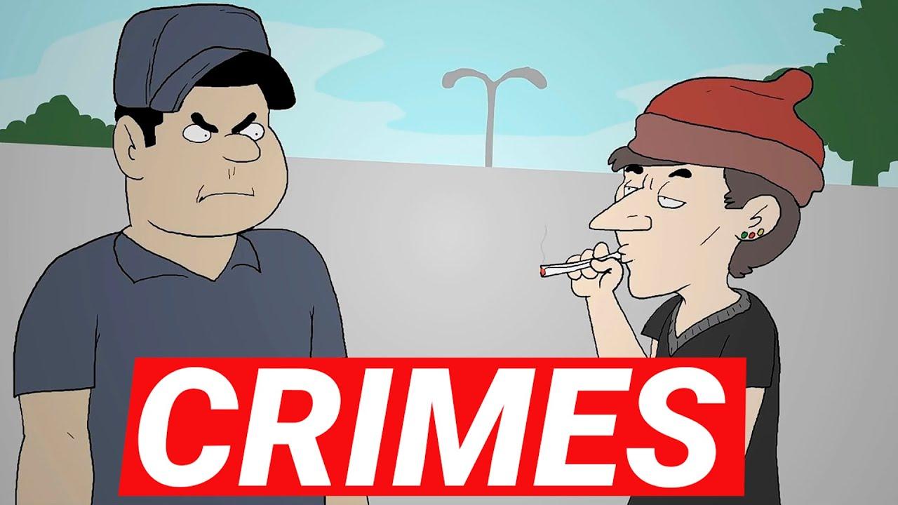 OS MELHORES VÍDEOS SOBRE CRIMES