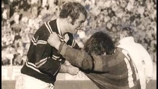 Malcolm Reilly: My top five toughest opponents