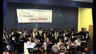 Fliegermarsch - Akkordeon-Orchester-Westerwald