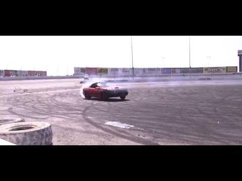 Legal street racing in Irwindale