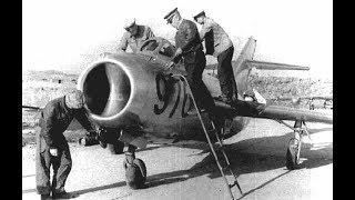 Как на Корейской войне советские асы сбивали американских