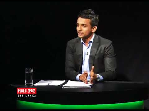 Public Space Sri Lanka   Rosi Senanayake EP76 2017 02 06 P1