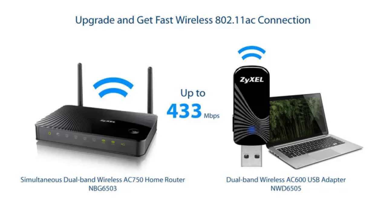 wireless technology upgrade