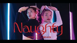 [KYLLA CREW] Naughty (놀이) - Red Velvet (Irene and Seulgi) 레드…