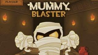 Mummy Blaster Level1-30 Walkthrough