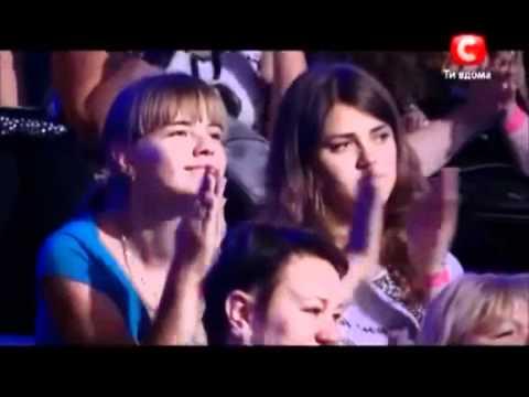 X Factor 2011 Ukraine, Aida Nikolaychuk  - extraordinary voice!! It really does not track?