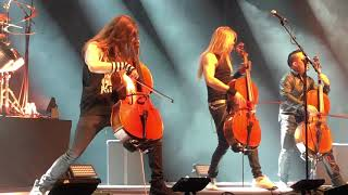 Apocalyptica - Battery -  Live Oslo  17.03,2018