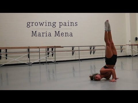 Growing pains- Maria Mena - Improvisation by Madison Lynch Full Video