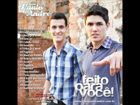 João Paulo e André - Peão Apaixonado