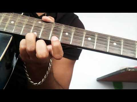 Hayat Murat .. laftan anlamaz guitar tune tutorial