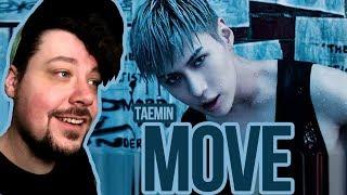 Mikey Reacts to TAEMIN 태민 'MOVE' #1 MV