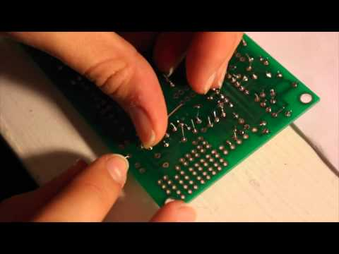 Noise Toaster Pcb And Faceplate Youtube