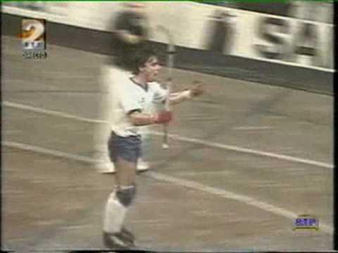 Hóquei em Patins: FC Porto - Novara (Final da Liga dos Campeões 85/86)