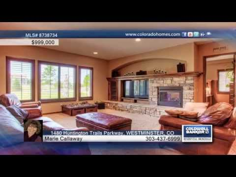 1480 Huntington Trails Parkway  WESTMINSTER, CO Homes For Sale | Coloradohomes.com
