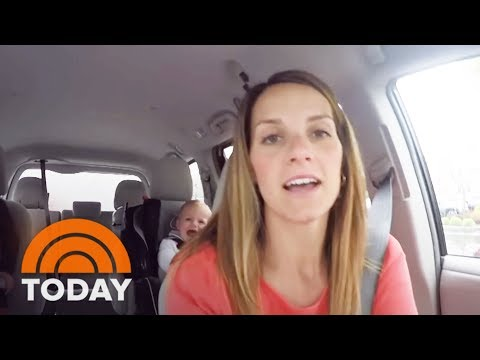 Parents Constantly Interrupted By Toddler Documented In Family Vlog   TODAY