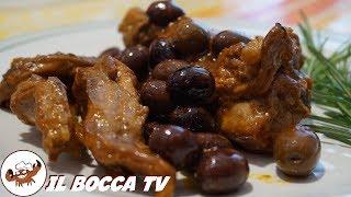 397 - Coniglio in umido con olive...e poi cambi prospettive!(secondo toscano di carne bianca facile)