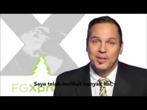 FG Xpress CEO Ron Williams (Teks Indonesia) - 081310246699
