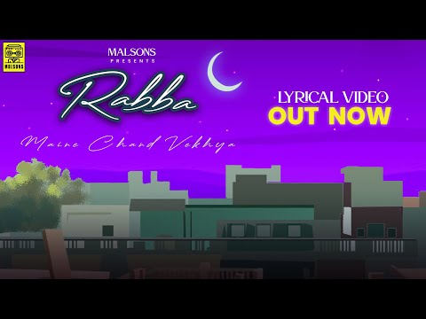 Rabba Maine Chand Vekhya - Jubin Nautiyal   Eid Special