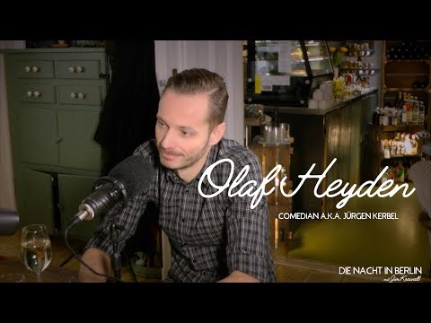 "Folge 7 - Olaf Heyden aka ""Jürgen Kerbel"" - Radio-Comedian"