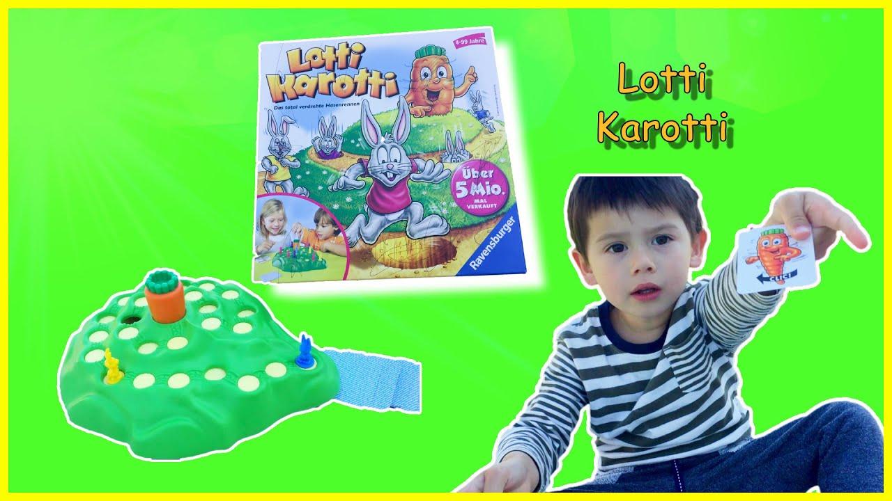 Lotti Karotti Regeln