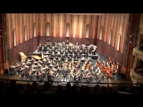 Bernstein, Orchestral Suite - Music Academy of the West - Summer 2018
