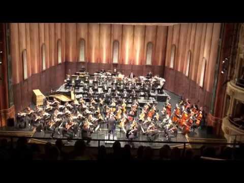 Bernstein, Orchestral Suite - Music Academy of the West - Summer 2018