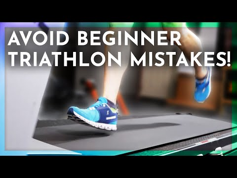 Beginner Triathlon Training: 5 of the Biggest Mistakes You Can Make