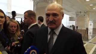 Лукашенко о формате проведения Минских переговоров