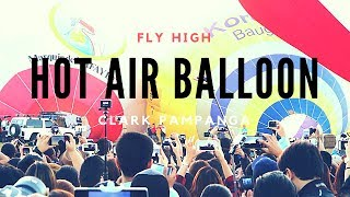 Wow Hot Air Balloon Festival - Clark Pampanga