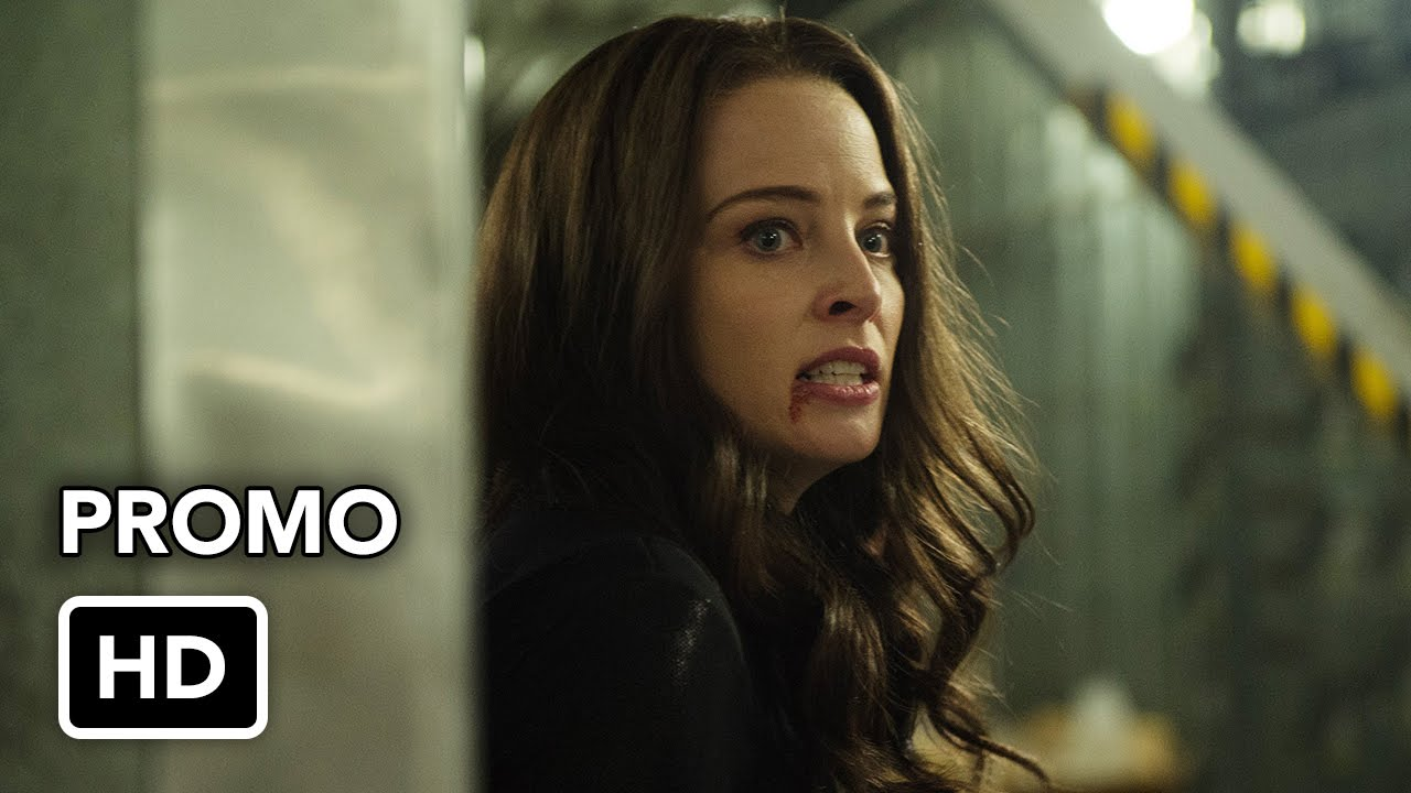 """Download Continuum 4x03 Promo """"Power Hour"""" (HD)"""