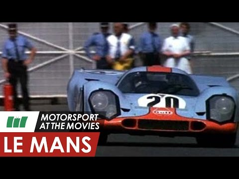 Motorsport at the Movies - Le Mans