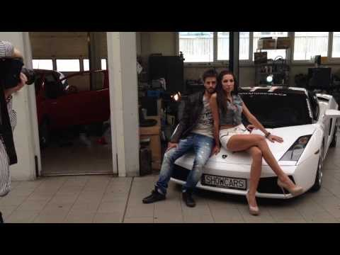 Czech Driver Girl 2014 - Olga Lounová a Jan Charouz