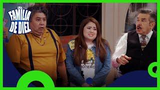 Una familia de 10, Capítulo 8: Martina... ¡¿embarazada?! | T4 | Distrito Comedia