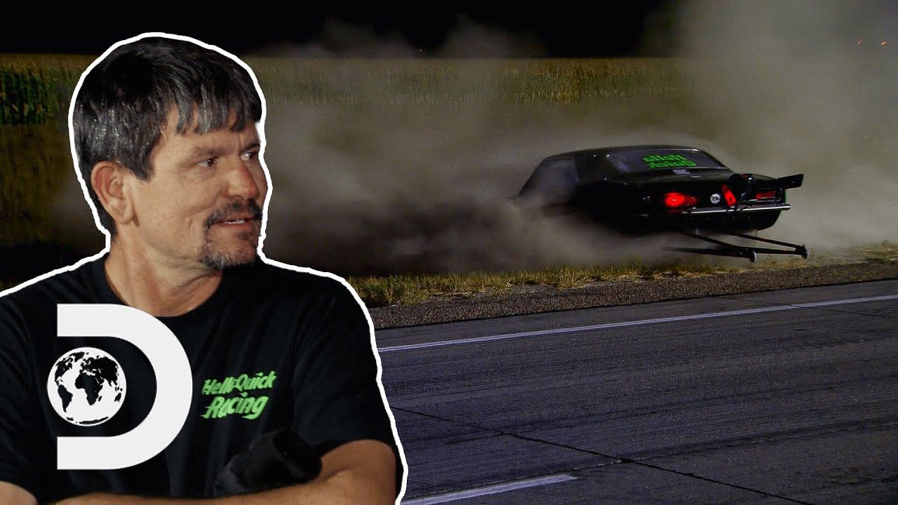 Download Driver Spins Out After Nearly Crashing Into Opponent I Street Outlaws: Mega Cash Days