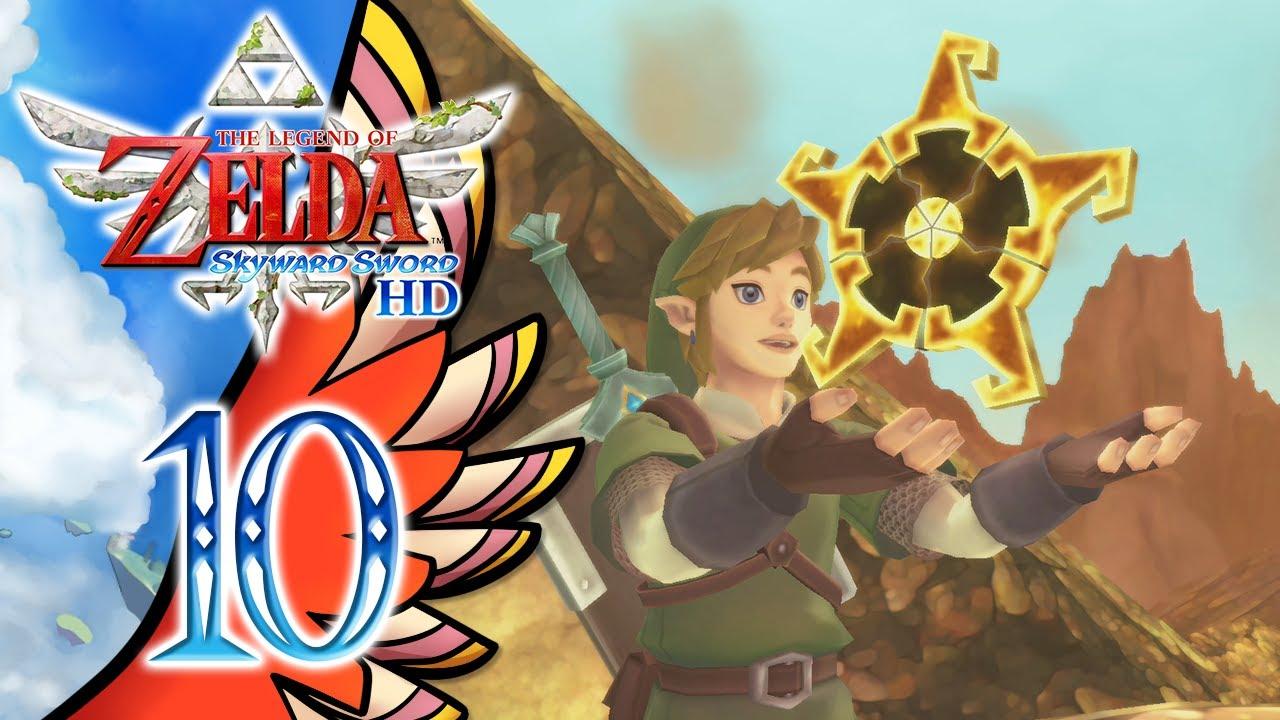 The Legend of Zelda: Skyward Sword HD ITA [Parte 10 - Frammenti di Chiave]