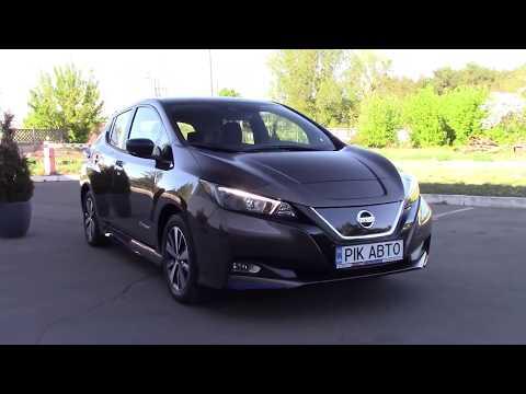 Новый Nissan Leaf 40kWh 2018: Чем комплектация Acenta отличается от базовой Visia . YouCar