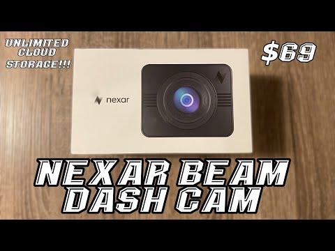 Nexar Beam Dashcam - Unboxing & Review