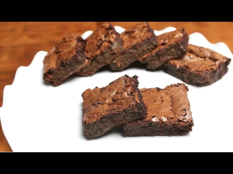 Chocolatey vegan brownies Gluten-free brownie recipe