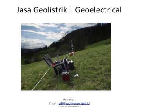 Jasa Geolistrik | Geo Electric Kabupaten Sidenreng Rappang-Sidenreng Sulawesi Selatan